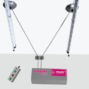 Giàn phơi bấm điện tự động Vinadry AE711