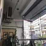 Thay dây cáp giàn phơi thông minh Cầu Giấy nhà chị Linh P302 chung cư N16 Dịch Vọng