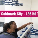 Lắp giàn phơi chung cư Goldmark City – 136 Hồ Tùng Mậu [Video]