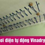 Giàn phơi thông minh bấm điện tự động Vinadry AE-711 [Video]