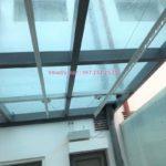 Lắp giàn phơi thông minh bấm điện tự động nhà anh Hà số 134 KĐT Gamuda Gardens