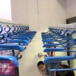 Lắp giàn phơi thông minh nhà anh Việt P1211 tòa A chung cư Hateco Hoàng Mai