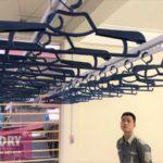 Báo giá lắp giàn phơi thông minh bấm điện tự động Vinadry trọn gói