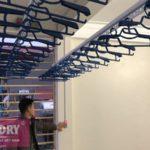 Cách lắp giàn phơi thông minh bấm điện Vinadry AE711