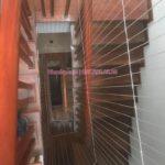 Cấu tạo, công dụng của lưới chắn cầu thang cho trẻ