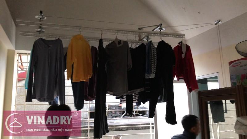 Sử dụng giàn phơi quần áo Duy Lợi sẽ giúp các gia đình phơi đồ nhàn hơn, gọn gàng hơn