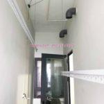 Lắp giàn phơi Từ Liêm nhà chú Trọng ở chung cư VOV Mễ Trì Plaza