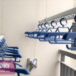 Lắp giàn phơi thông minh chung cư Đồng Phát Park View Hoàng Mai giá rẻ