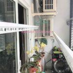 Lắp giàn phơi thông minh chung cư Handico Lê Văn Lương nhà chị Nhạn