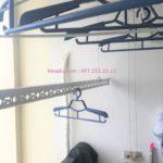 Lắp giàn phơi Từ Liêm ở chung cư CT2 Trung Văn nhà chị Liễu P1501