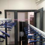Lắp giàn phơi Hòa Phát nhà chị Lan ở CT2 chung cư 789 Bộ Quốc Phòng