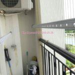 Sửa giàn phơi thông minh chung cư Nguyễn Văn Cừ nhà chị Hằng tòa HH2A