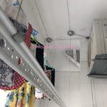 Sửa giàn phơi thông minh chung cư nhà chị Thu ở tòa HH4A Linh Đàm