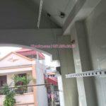 Sửa giàn phơi thông minh nhà anh Hùng ở ngõ 68 An Dương, Tây Hồ