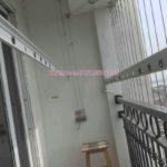 Sửa giàn phơi thông minh nhà chị Hương ở chung cư Time City tòa T7