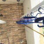 Lắp giàn phơi Hòa Phát nhà chị Tình ở chung cư CT13 KĐT Nam Thăng Long