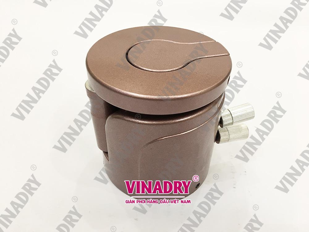 Giàn phơi tay quay gấp gọn tiện lợi Vinadry GP192