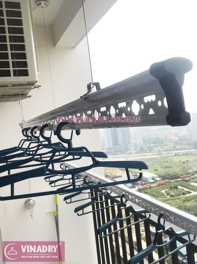 Lắp giàn phơi thông minh tại chung cư Lạc Hồng Westlake, Tây Hồ, Hà Nội - 05