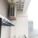 Lắp giàn phơi thông minh tại chung cư Lạc Hồng Westlake, Tây Hồ, Hà Nội