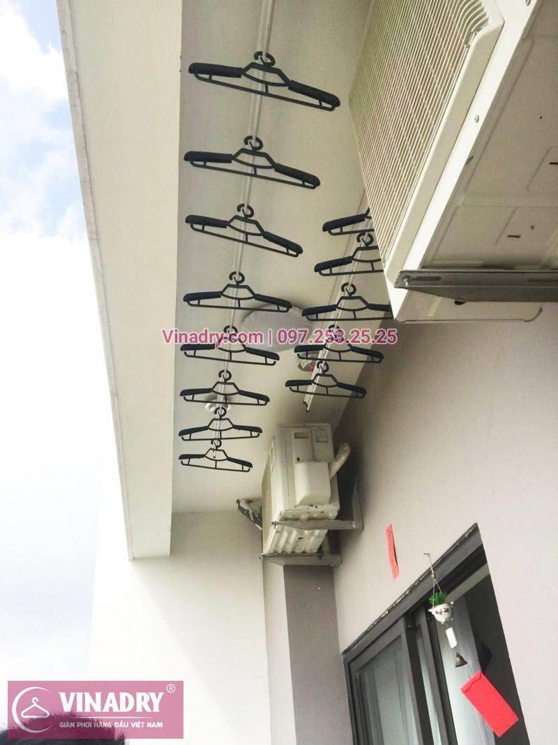 Lắp giàn phơi thông minh tại chung cư Lạc Hồng Westlake, Tây Hồ, Hà Nội - 08