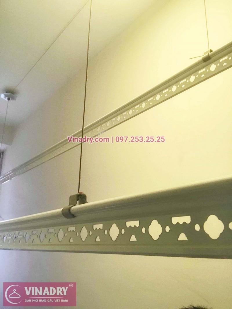 Sửa giàn phơi thông minh tại chung cư Hòa Bình Green nhà chị Hạnh- 06