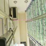 Thay dây giàn phơi thông minh giá rẻ tại Long Biên nhà chị Tú, chung cư HH2A Gia Thụy