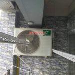 Sửa giàn phơi quần áo thông minh nhà chị Hậu, chung cư HH1 Linh Đàm