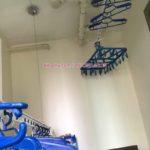 Sửa giàn phơi thông minh Hà Đông nhà chị Thảo, chung cư Hyundai Hillstate