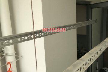 Thay dây giàn phơi thông minh giá rẻ tại Park Hill nhà cô Hải, Park 5 - 06