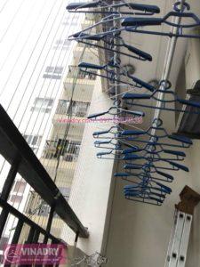 Sửa giàn phơi giá rẻ tại Long Biên, Hà Nội