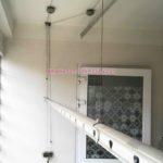 Sửa giàn phơi quần áo tại Long Biên, sửa ngay trong ngày tại nhà anh Tiến