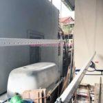 Lắp đặt giàn phơi Ba Đình: hình ảnh giàn phơi Hòa Phát lắp tại ngõ 462 đường Bưởi