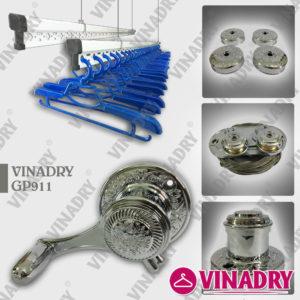 Giàn phơi thông minh VINADRY GP911 TQL