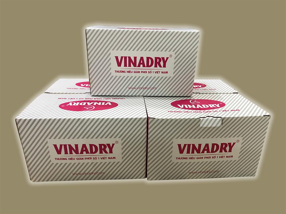 Hộp giàn phơi thông minh VINADRY GP912