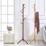 Cây treo quần áo bằng gỗ vừa Rẻ vừa sang, khỏi hoang mang chất lượng
