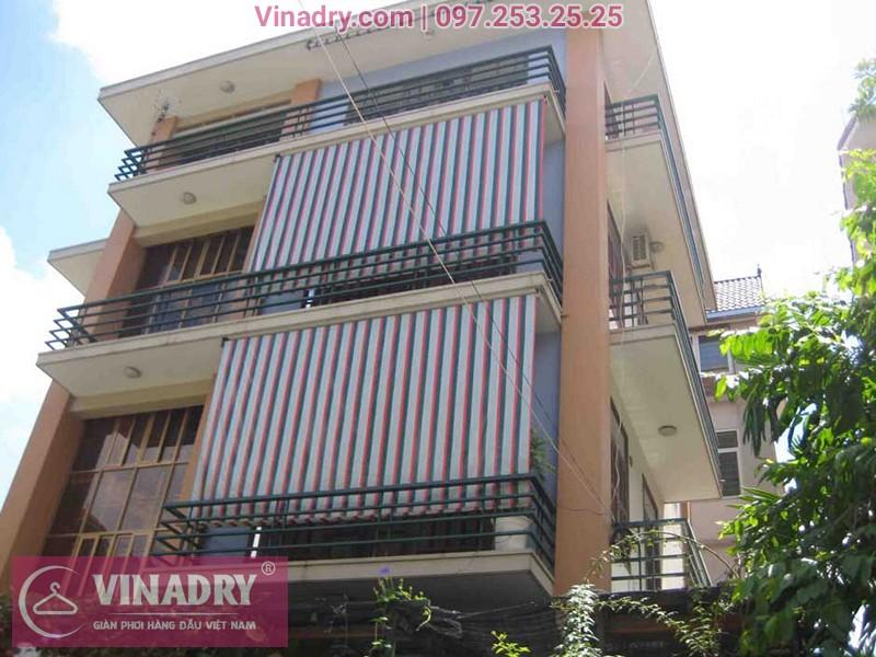 Vinadry - địa chỉ bán lắp đặt bạt che ban công giá rẻ
