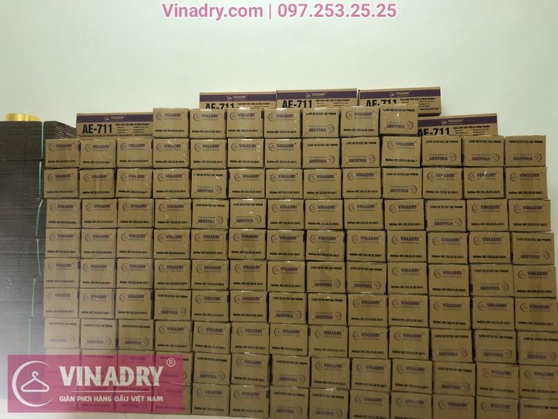 Vinadry - Địa chỉ bán buôn giàn phơi thông minh uy tín nhất thị trường