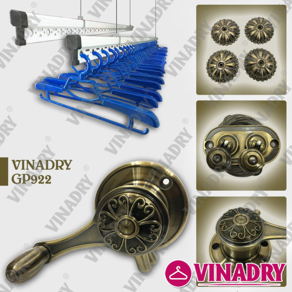 Giàn phơi thông minh VINADRY GP922