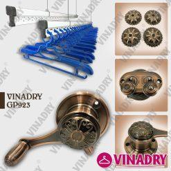 Giàn phơi thông minh VINADRY GP923