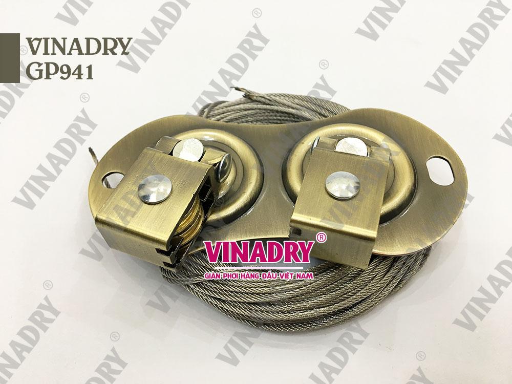 Dây cáp và dẫn hướng giàn phơi VINADRY GP941