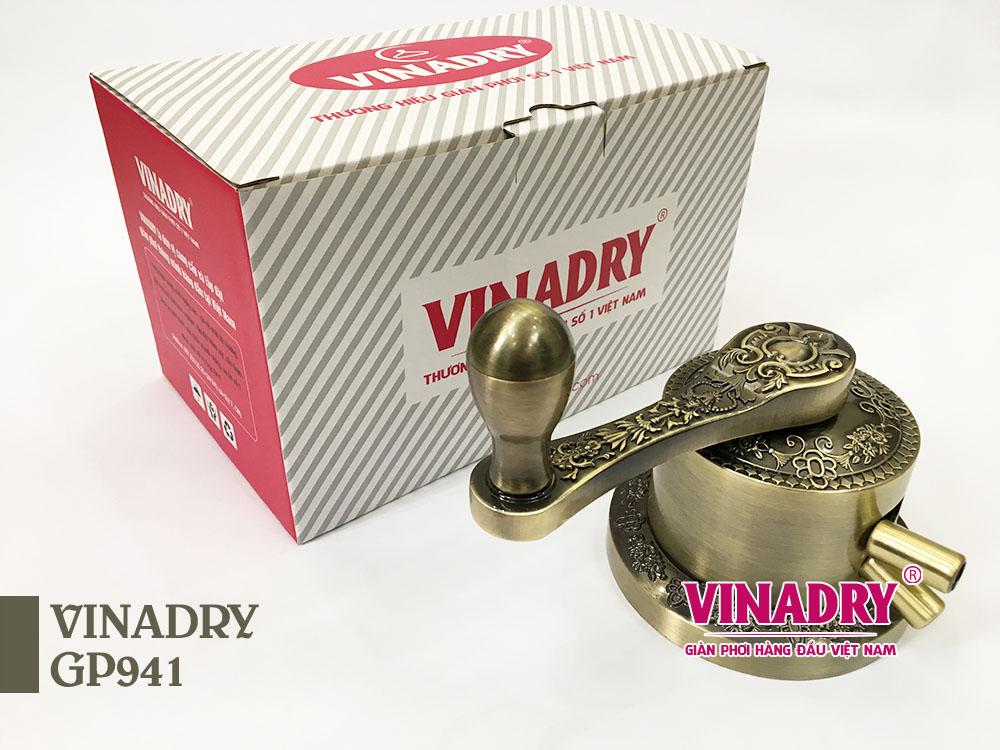 Giàn phơi thông minh VINADRY GP941