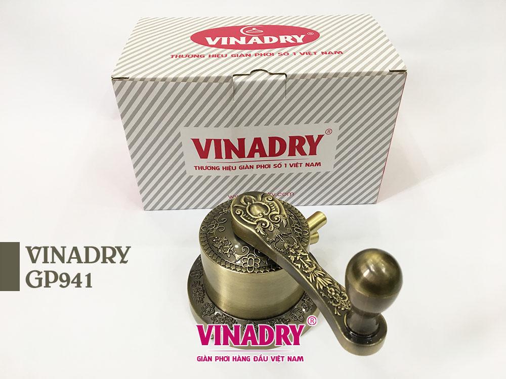 Giàn phơi VINADRY chính hãng - Bảo hành 2 năm