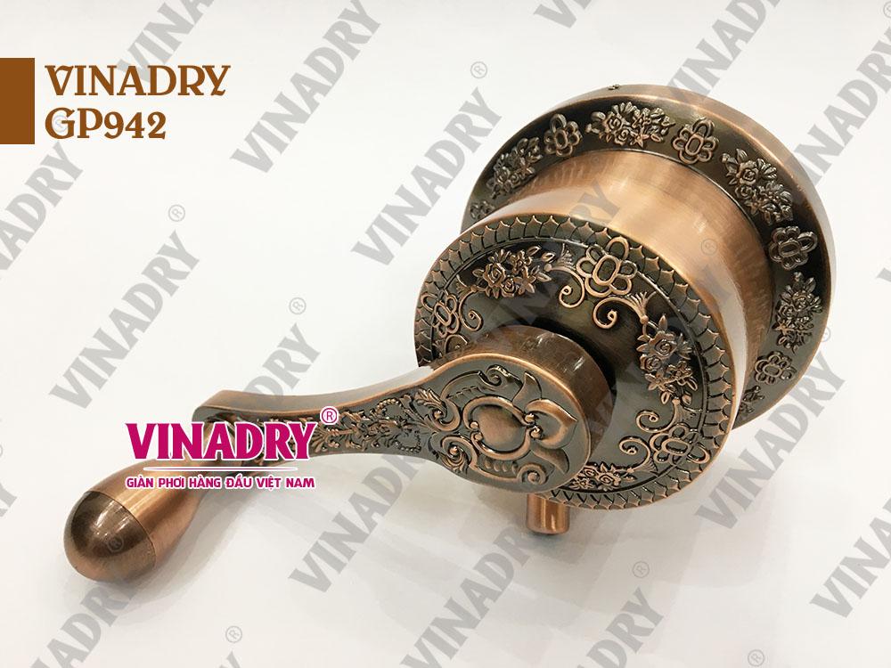 Bộ tời tay quay liền VINADRY GP942