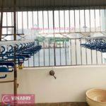 Giàn phơi Vinadry GP941 cực sang lắp tại nhà chị Ngoan, Hoàn Kiếm, Hà Nội