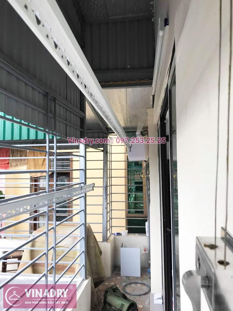 Lắp giàn phơi thông minh Bình Dương nhà anh Hãn, TP Thủ Dầu Một - 03