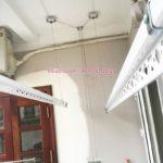 Lắp giàn phơi Đống Đa miễn phí tại nhà chị Hoạch, ngõ 290 Kim Mã