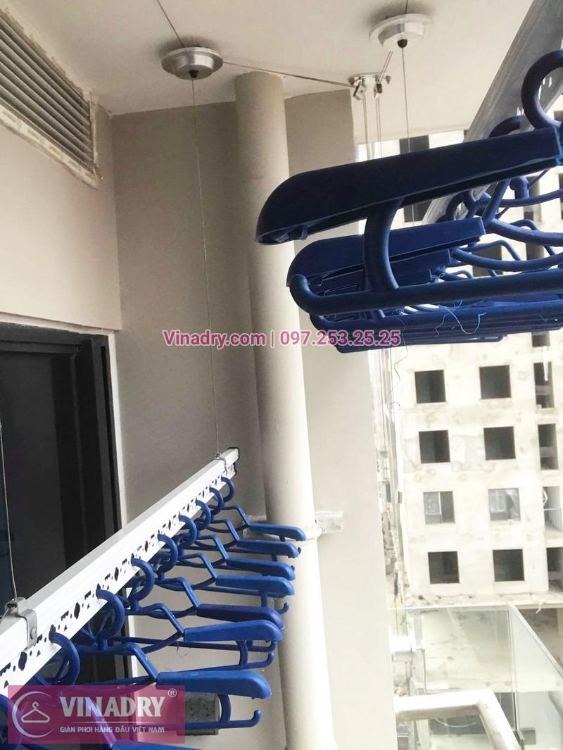 Lắp giàn phơi thông minh 701 tại chung cư 47 Nguyễn Tuân - 03