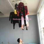 Lắp giàn phơi thông minh Sài Gòn: hình ảnh lắp thực tế tại quận 7