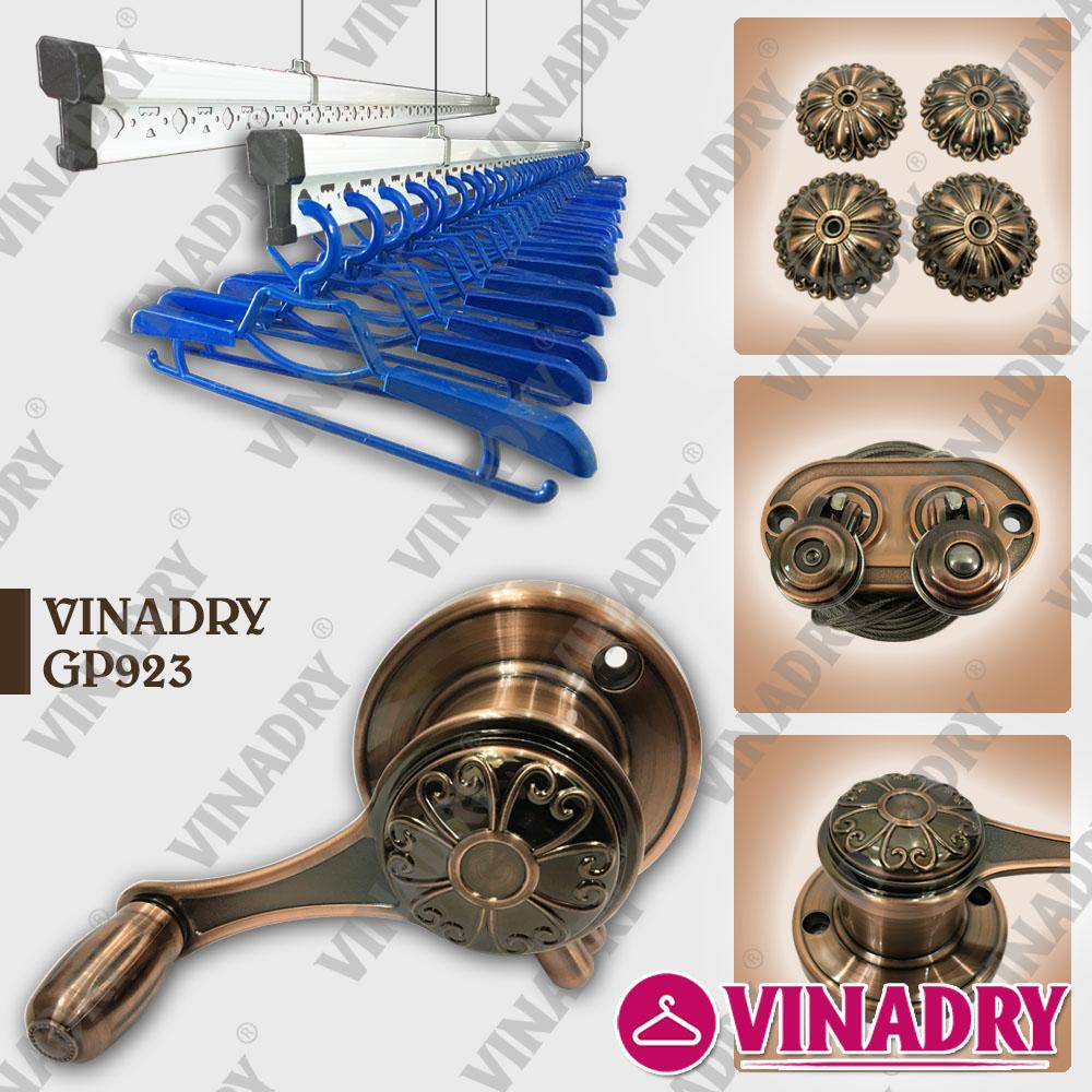 Diện mạo giàn phơi thông minh Vinadry GP923