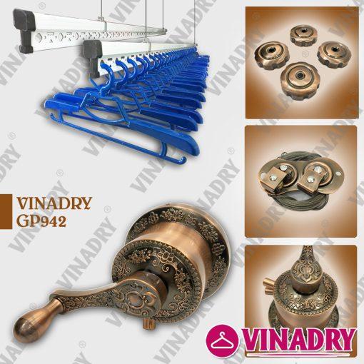 GIÀN PHƠI THÔNG MINH VINADRY GP942
